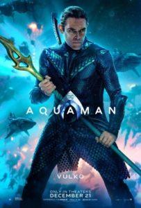 Confira novos pôsteres do filme do Aquaman 9