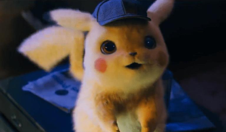 Detetive Pikachu já o filme baseado em games com a maior bilheteria da história