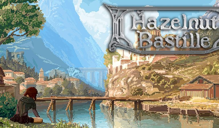 Hazelnut Bastille é Anunciado para Nintendo Switch