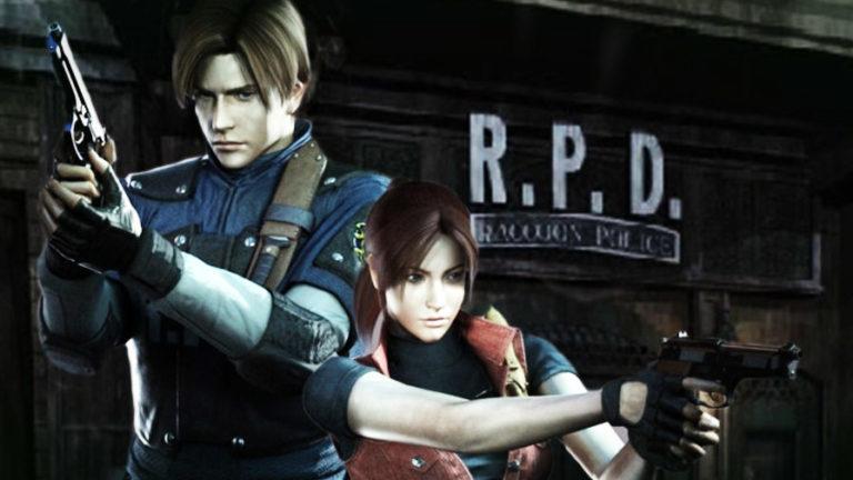 Resident Evil 2 - Vejam as roupas Clássicas de Leon e Claire 1