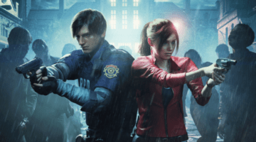 Resident Evil 2 no Xbox Series X