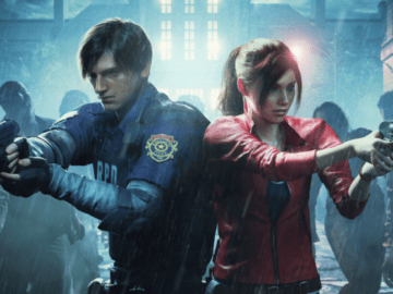 Resident Evil 2 no Xbox Series X