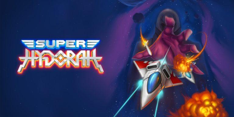 Confira o gameplay de Super Hydorah no Nintendo Switch 1