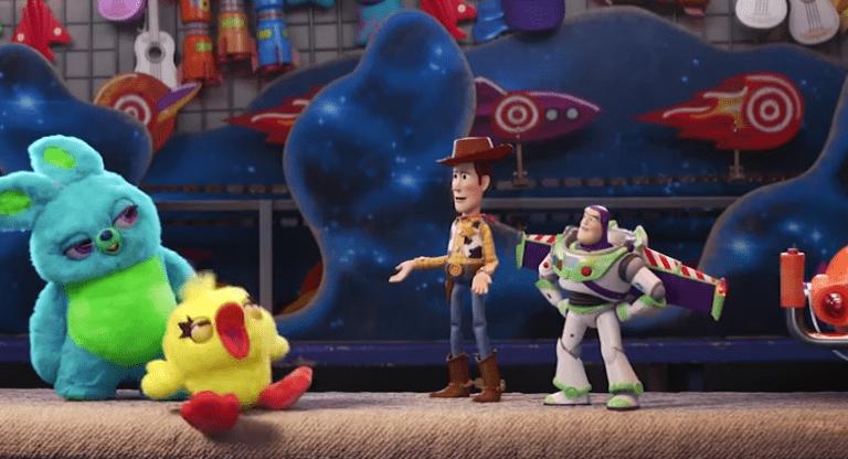 Veja o novo Pôster de Toy Story 4