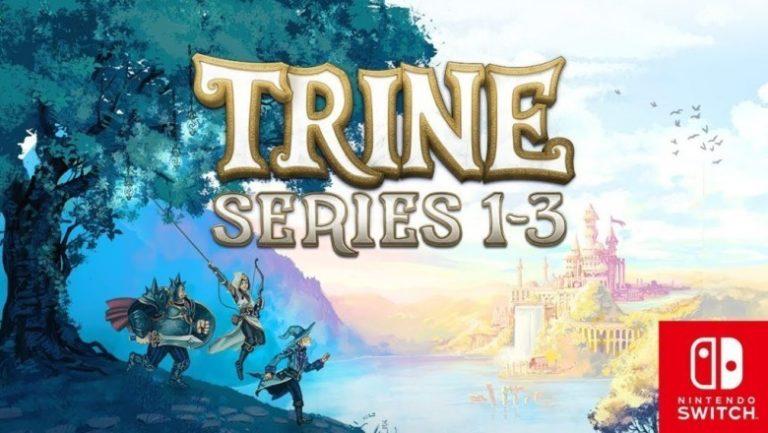 Coletânea Trine Series 1-3 é anunciada para Nintendo Switch 1