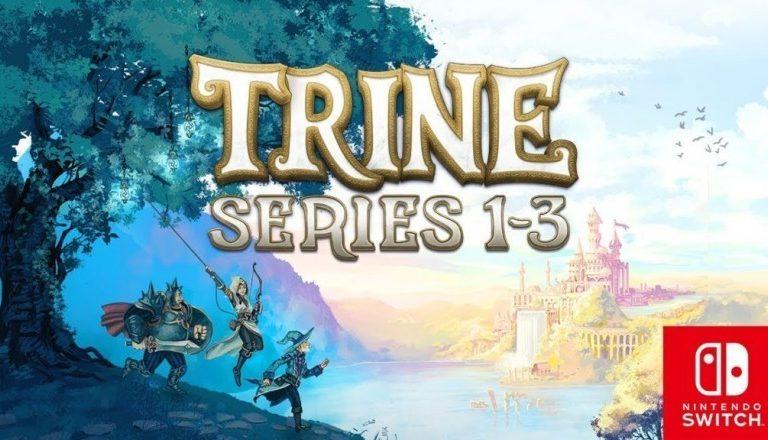 Coletânea Trine Series 1-3 é anunciada para Nintendo Switch
