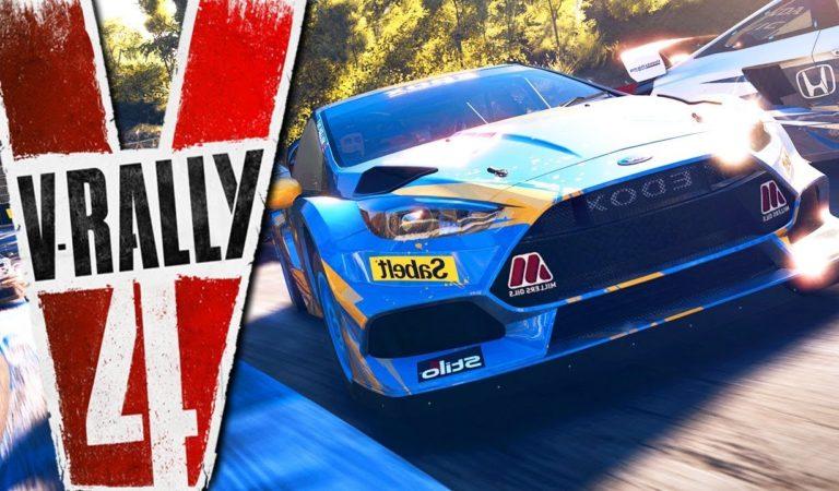 V-Rally 4 ganha data de lançamento no Nintendo Switch