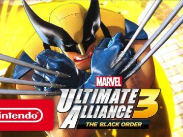Marvel Ultimate Alliance anunciado exclusivamente para o Nintendo Switch 5