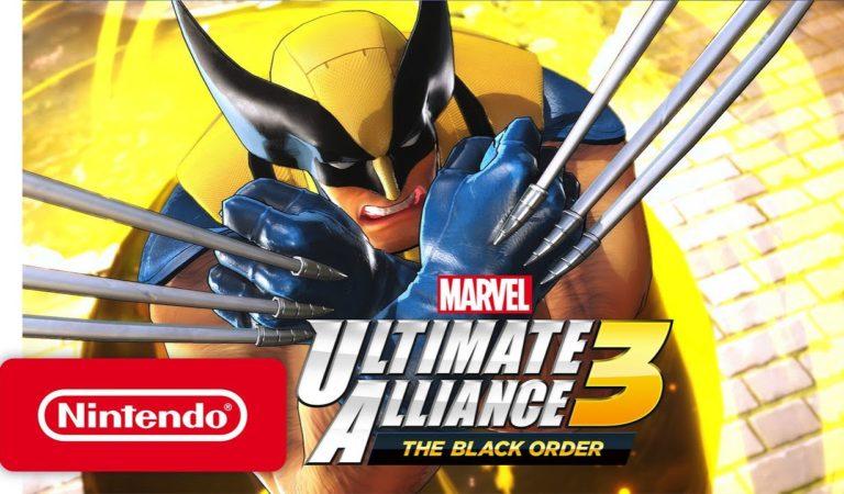 Marvel Ultimate Alliance anunciado exclusivamente para o Nintendo Switch
