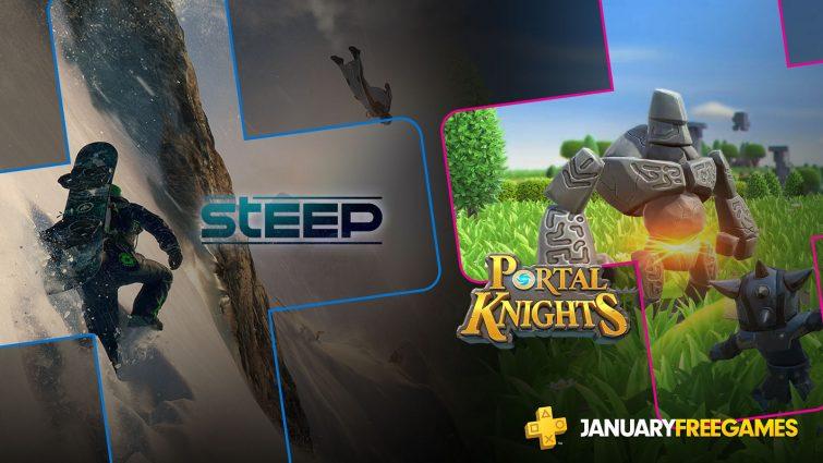 Jogos gratuitos da Playstation Plus de janeiro 2019