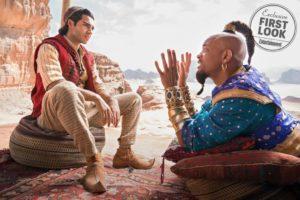 Aladdin | Confira primeiras imagens do live-action 7