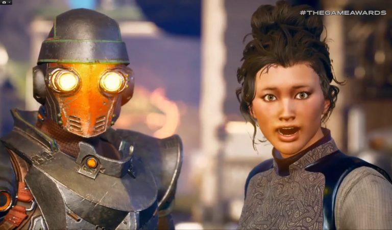 The Games Awards 2018 | Dos mesmos criadores de Fallout The Outer Worlds é anunciado