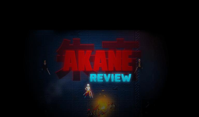 Katanas, armas e muito sangue pixealizado em Akane