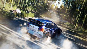 Revelado o primeiro gameplay de V-Rally 4 no Nintendo Switch 1