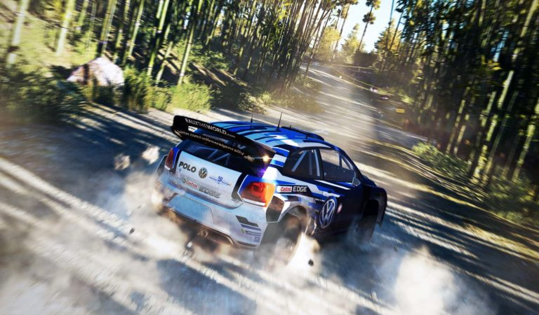 Revelado o primeiro gameplay de V-Rally 4 no Nintendo Switch