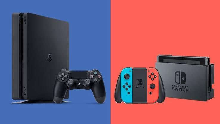 Switch ultrapassa vendas de PS4  base no Japão em menos de dois anos 1