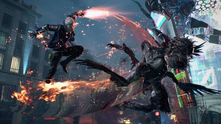 Devil May Cry 5 com demo exclusiva para Xbox One, informações sobre o V e outras novidades! 1