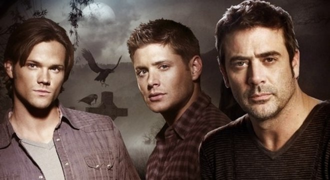 Jeffrey Dean Morgan Oficialmente Voltando ao'Supernatural'
