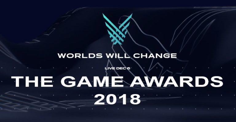 Votação The Games Awards 2018 1
