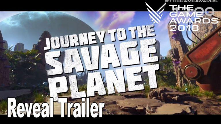 Foi anunciado o jogo journey to the savage planet 1