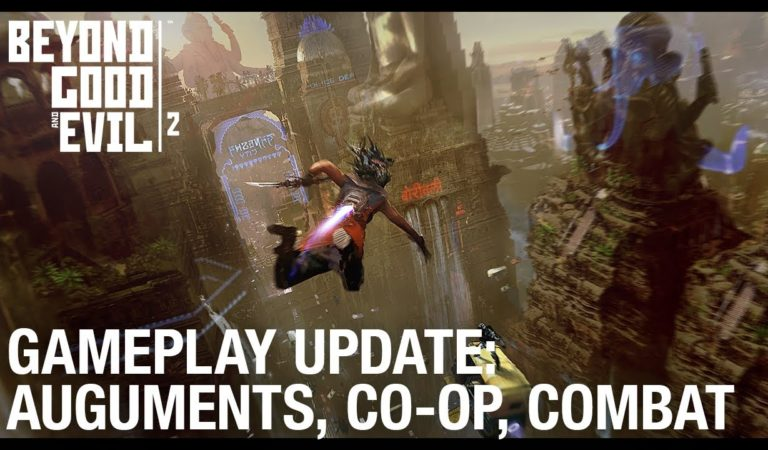 Novo gameplay deBeyond Good and Evil 2