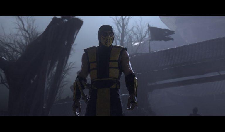 Mortal Kombat 11 anunciado no Video Game Awards