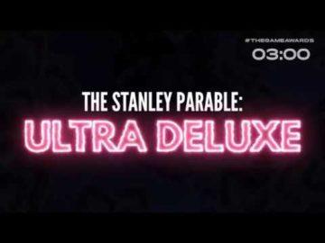 Stanley Parable Ultra Deluxe anunciado no Video Game Awards 6