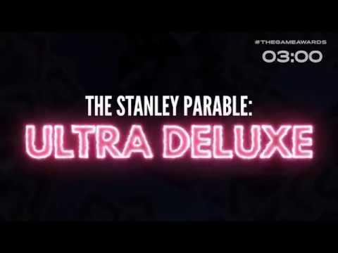 Stanley Parable Ultra Deluxe anunciado no Video Game Awards