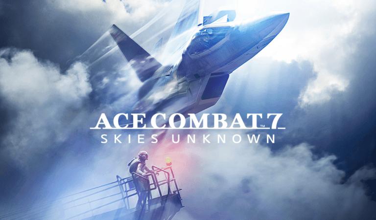 Confira a Review em vídeo de Ace Combat 7: Skies Unknown