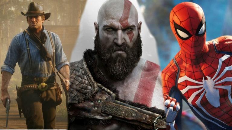 GDC Awards 2019 | Red Dead Redemption 2 God of War e Spider-Man brigam mais uma vez pelo jogo do ano 1