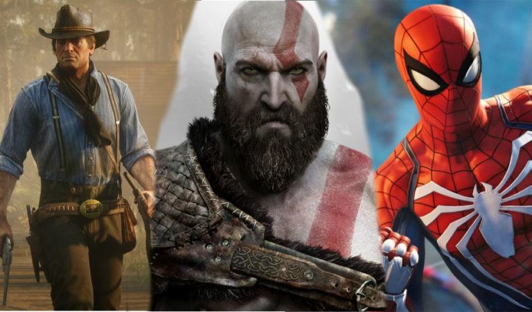 GDC Awards 2019 | Red Dead Redemption 2 God of War e Spider-Man brigam mais uma vez pelo jogo do ano