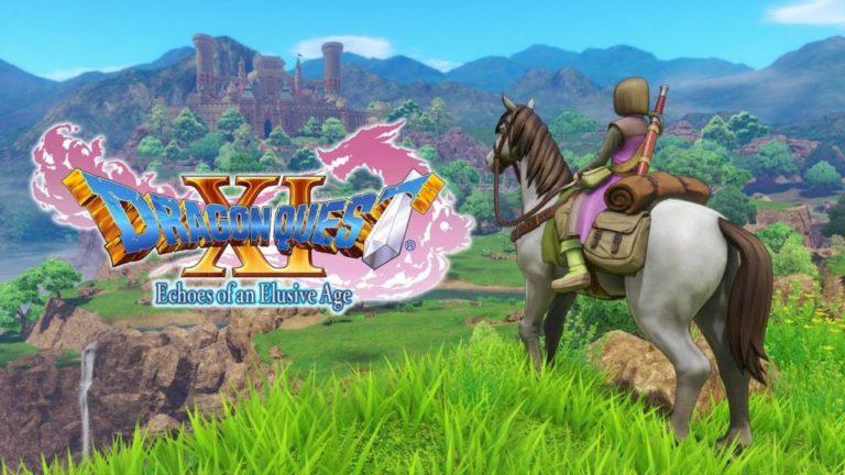 Confiram o trailer de Dragon Quest XI S 1