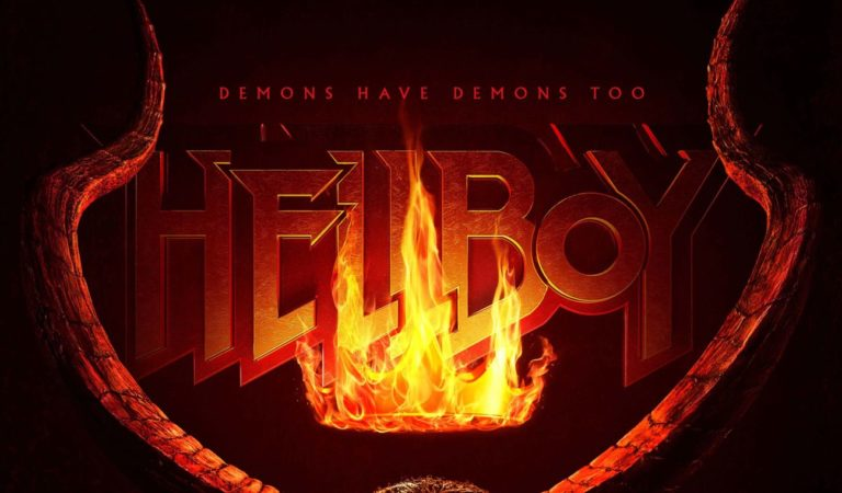 Confiram: Hellboy – Trailer Legendado