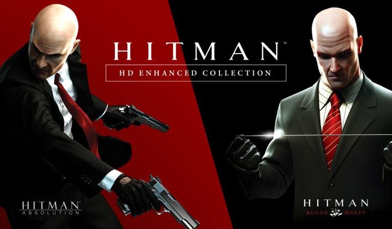 Hitman HD Enhanced Collection confirmado oficialmente para PS4, Xbox One e PC