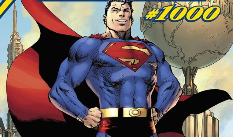 Action Comics #1000| HQ do Superman foi a mais vendida de 2018