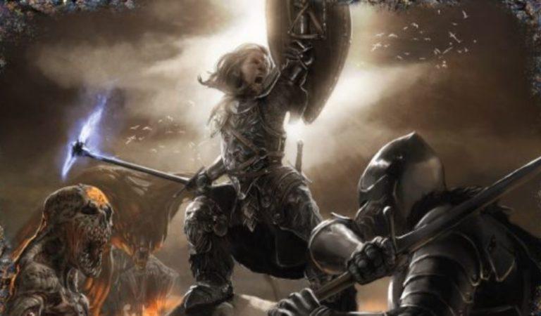 Dungeons & Dragons| Designer lança a classe Warlord para a quinta edição!