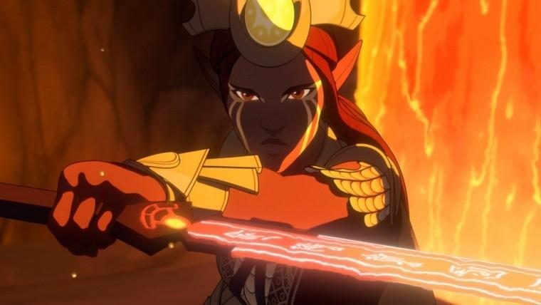 O Príncipe Dragão | Personagem inédito aparece na nova arte da segunda temporada!