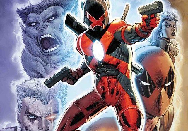Marvel| Confira as novas capas de Major X!