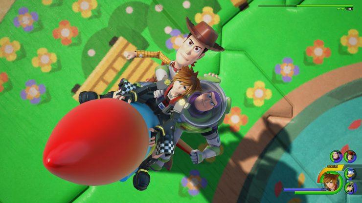 Kingdom Hearts 3 Diretor disse que Disney não faria o jogo a menos que ele pudesse usar Pixar e Toy Story