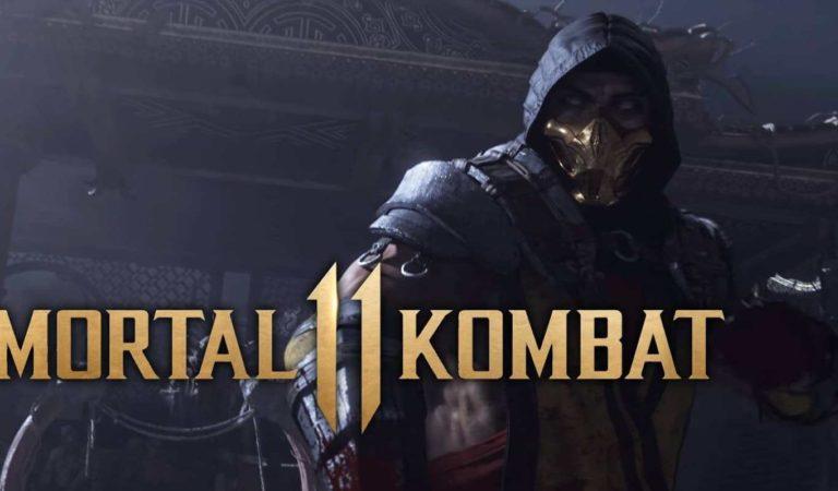 Novidades de Mortal Kombat 11 confirmadas para 17 de Janeiro