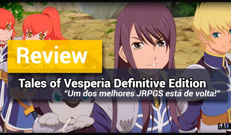 Análise: Tales of Vesperia Definitive Edition