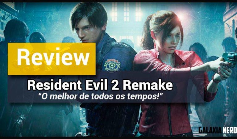 Análise Resident Evil 2 | O melhor Resident de todos os tempos