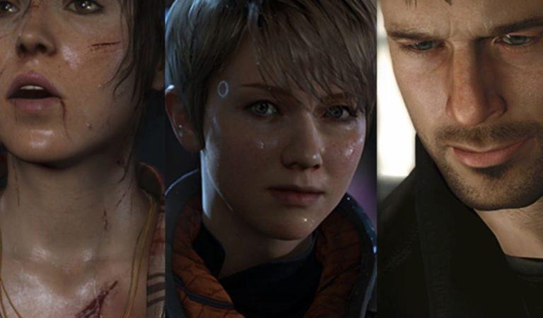 Quantic Dream| Estúdio não fará mais jogos exclusivos para a Playstation!