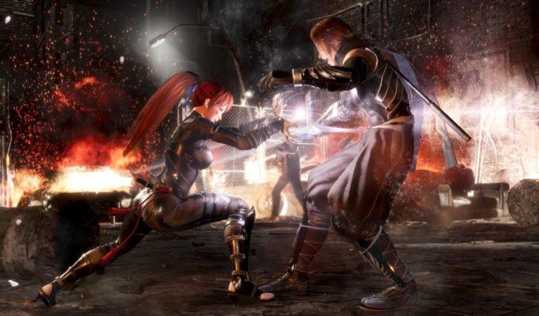 Beta de Dead or Alive 6 começou hoje no PS4