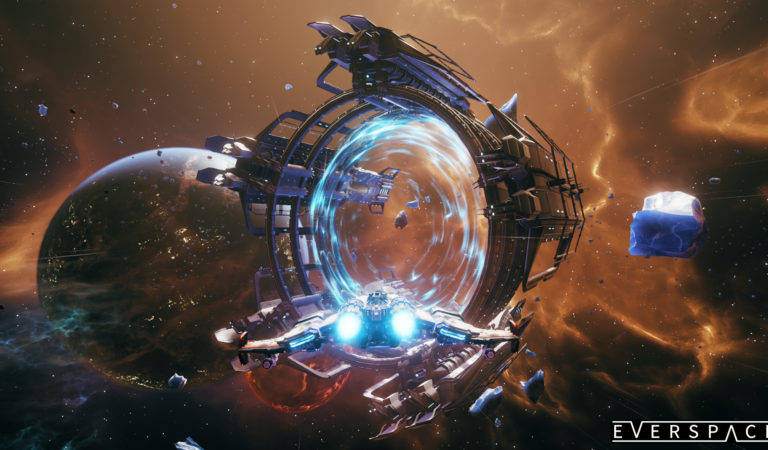 Everspace: Stellar Edition – Review [Nintendo Switch]