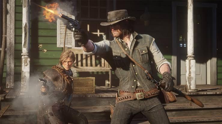 Take-Two é processada por causa Red Dead Redemption 2