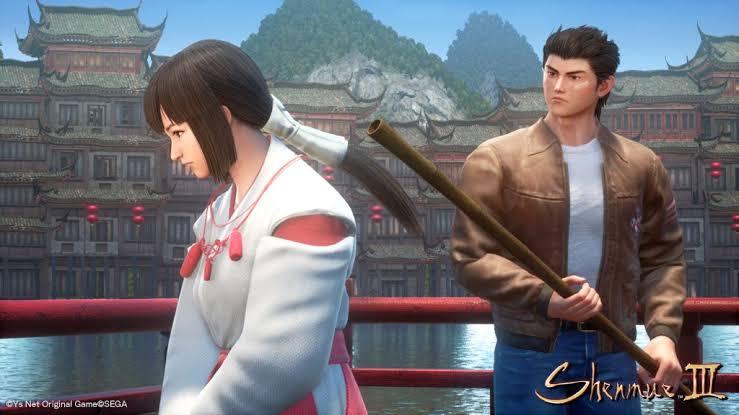 Novos detalhes de Shenmue 3 são revelados 1
