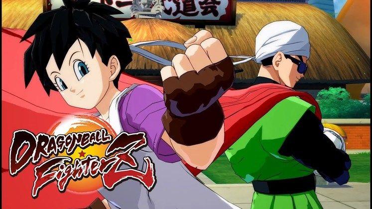 Dragon Ball FighterZ Season 2 - Patch Revelado
