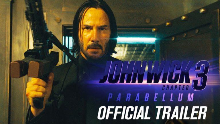 John Wick: Chapter 3 - Parabellum recebe o seu primeiro trailer repleto de ação 1