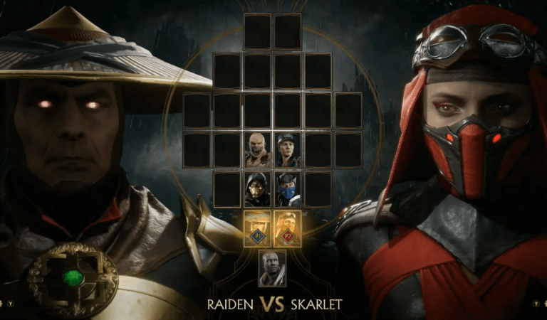 Mortal Kombat 11 – Confira 15 minutos de gameplay [Geras vs Skarlet]